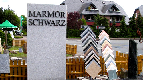 Marmor Schwarz Steinmetz Nordkirchen - Firma